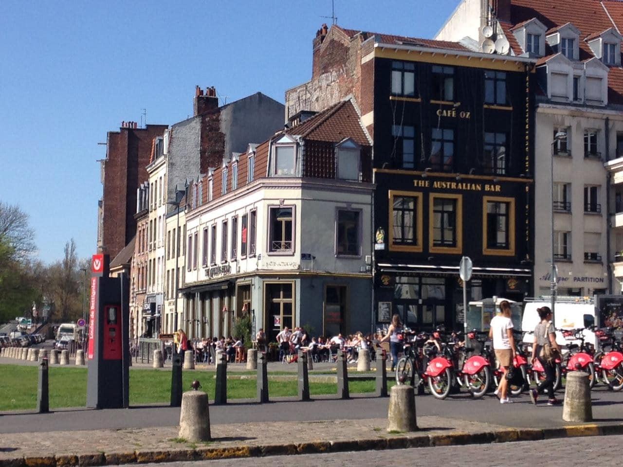 Loyer Vieux Lille Restaurant