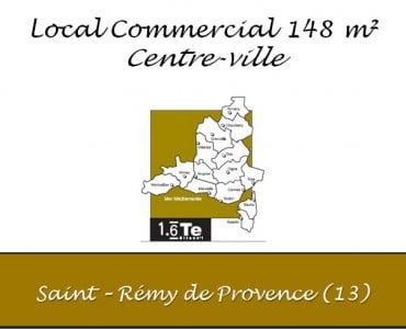 Fond de commerce 148 m² Saint-Rémy de Provence