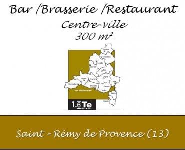 Vente Bar Brasserie Restaurant 300 m² Saint-rémy de Provence (13)