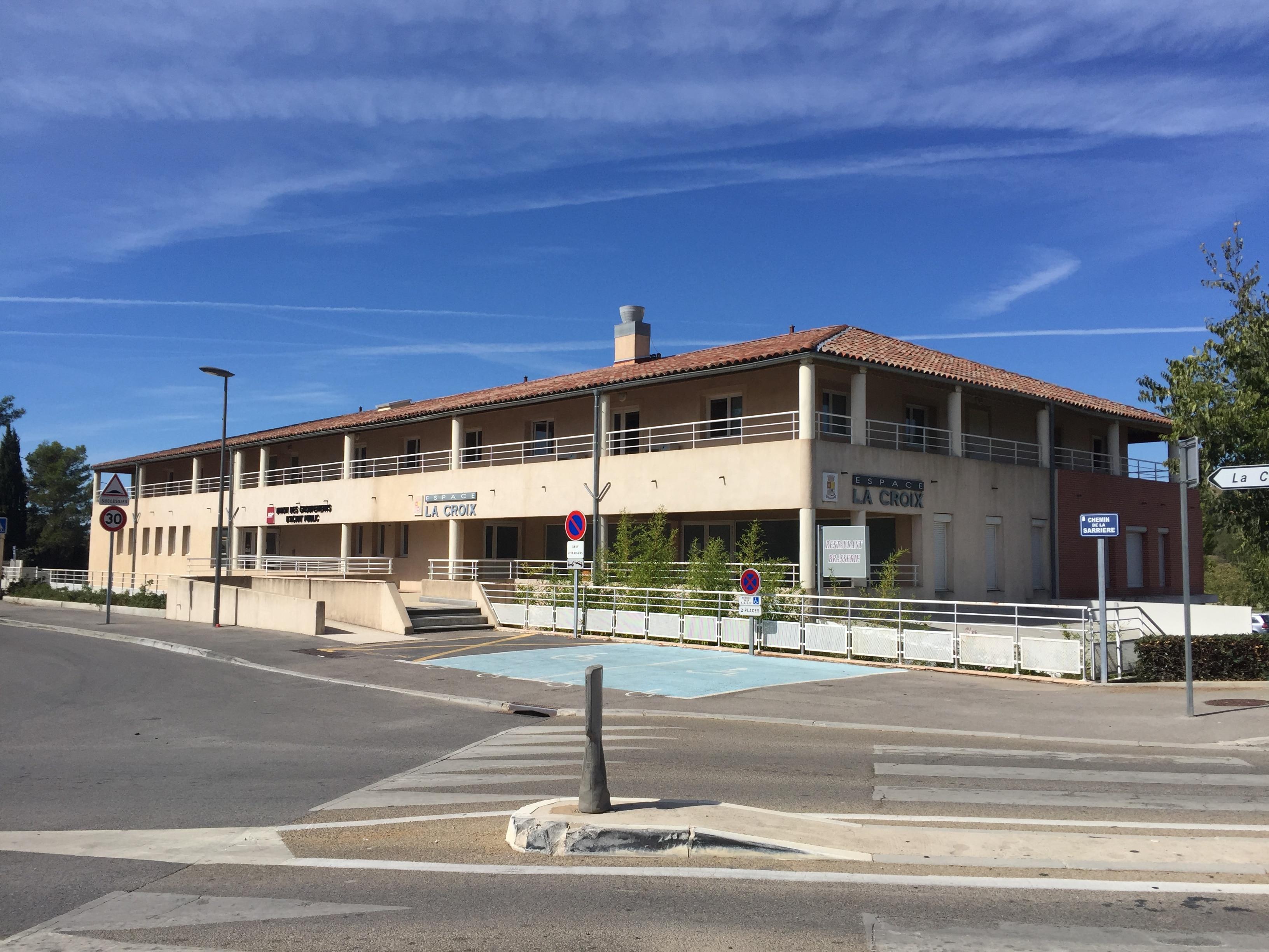 Bureau a louer R+1 Meyreuil