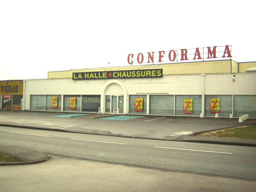 Immobilier commercial local 885 - Zone commerciale amiens nord ...