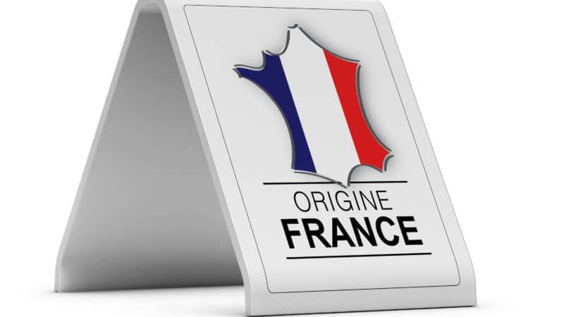 produits d'origine France